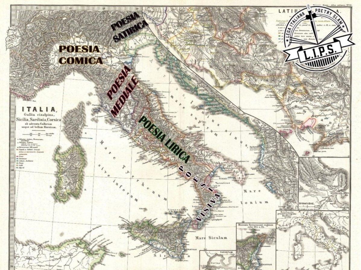 Cartina Mondo Emerso.Breve Mappa Concettuale Per Liberarsi Dal Panottico Dell Oralita Davide Galipo Poesia Del Nostro Tempo